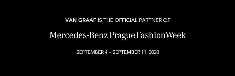 Mercedes-Benz Prague FashionWeek VAN GRAAF