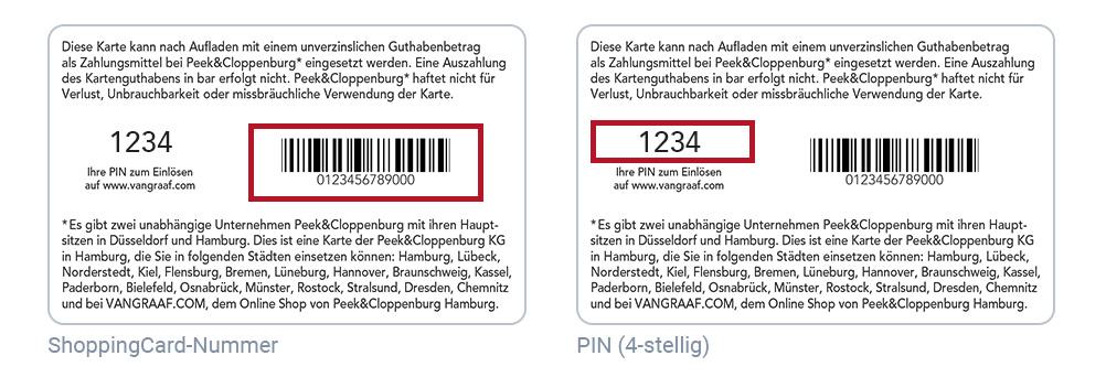 Gutscheincode Peek Und Cloppenburg