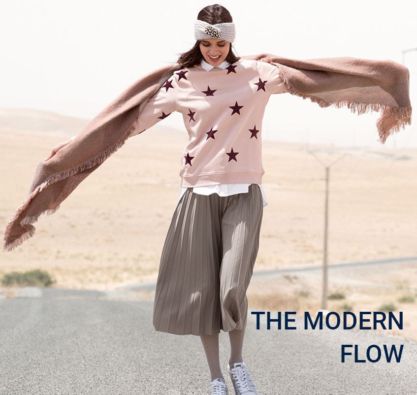 Damen - The Modern Flow