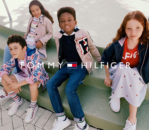 Tommy Hilfiger Brandshop Kids